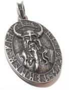Odin Viking Pendant / Necklace