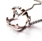 Vampire tooth necklace, cool design, Halloween