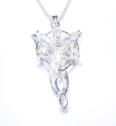 Lord of the Rings Evenstar Arwen Pendant Alloy -Prop Replica
