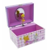 Pretty Little Girl's Musical Jewellery Box