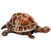 Treasured Trinkets Tortoise Trinket Box