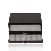 Sacher Jewellery Case Vario Ring & Earring Box