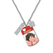 One Direction - Dog Tag Necklace Harry