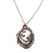 Vampire Diaries Elena Vervain Pendant Necklace prop replica