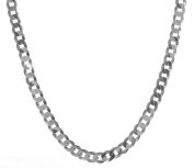 Sterling Silver 925 20 Grammes Men Curb Chain 60cm