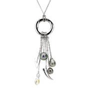Misaki Women Necklace Silver CRUELLACH QCRPCRUELLACH