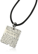Religion Stainless Steel Necklace with Pendant