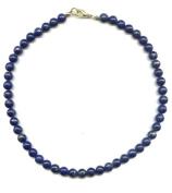 8mm Lapis Lazuli Necklace