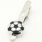 Tie clip football design