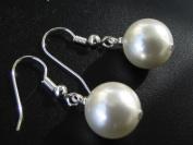 * Tahiti Seashell Pearls * amazing earrings * very beautiful * new * pure gemstone * lovely exeptional handcrafted jewellery from semiprecious stones * stunning *