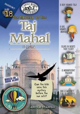 The Mystery of the Taj Mahal, India (Around the World in 80 Mysteries (Paperback))