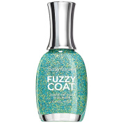 Sally Hansen Fuzzy Coat Nail Polish, 500 Fuzz Sea, 10ml