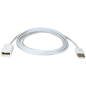 QVS USB Dock Sync and Charge 30-Pin Extension Cable, 2m