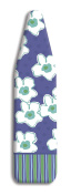 Whitmor 6467-834 Supreme Ironing Board Cover and Pad, Happiness