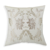 Nygard Home Park Avenue Embroidered Square Pillow