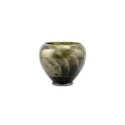 Northern Lights Candles 63117 15cm Vase - Olive