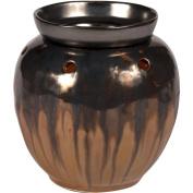 ScentSationals Warmer, Bronze Glaze
