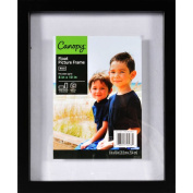 Canopy 8x10 Float Gallery Frame, Black