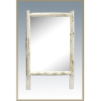 Montana Woodworks MW6DMV Dresser Mirror Montana Collection Lacquered