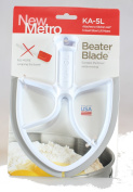 NewMetro Design KA-5L Beaterblade Scraper for The KitchenAid 4.7l. Bowl Lift Mixer