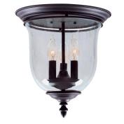 Livex Lighting 5021-07 Ceiling Fixtures , Indoor Lighting, Bronze