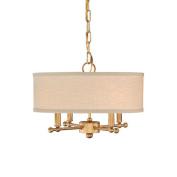 Remington Lamp Company 4 Light Pendant
