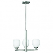 Fredrick Ramond FR45733BNI Chandeliers , Indoor Lighting, Brushed Nickel