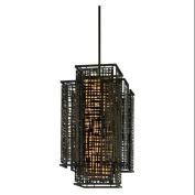 Corbett Lighting 105-74 Pendants , Indoor Lighting, Bonsai Bronze