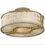 Corbett Lighting 131-44 Pendants , Indoor Lighting, Silver Leaf