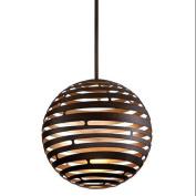 Corbett Lighting 138-42 Pendants , Indoor Lighting, Textured Bronze