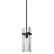 Sonneman 4281.25 Pendants , Indoor Lighting, Satin Black