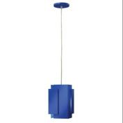 Fredrick Ramond FR30407SAP Pendants , Indoor Lighting, Sapphire