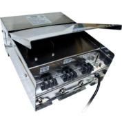 Dabmar Lighting Magnetic 700 Watt Low Voltage Buck Boost Transformer with Power Cord
