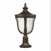 Elk Lighting 27003/1 Post Lights, Outdoor Lighting, Hazelnut Bronze