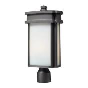 Elk Lighting 42345/1 Post Lights, Outdoor Lighting, Graphite