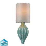 ELK Lighting 31360/1 Wall Sconces , Indoor Lighting, Aged Silver