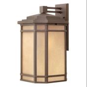 Hinkley Lighting 37710ml Wall Sconces , Outdoor Lighting, Oil Rubbed Bronze