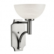 Fredrick Ramond FR47604STG Wall Sconces , Indoor Lighting, Steel Graphite