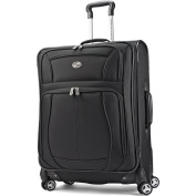 American Tourister Meridian 360 XLT 60cm Upright Spinner, Black