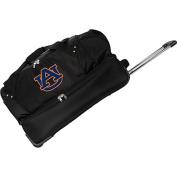 Denco Sports Luggage NCAA Auburn University Tigers 70cm Drop Bottom Wheeled Duffel Bag