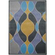 Safavieh Soho Juliet Abstract Wool Area Rug or Runner