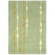Safavieh Soho Gemma Abstract Wool Area Rug or Runner