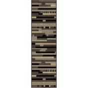 Orian Rugs Inc. Nuance Earl Grey Rhythm Rug