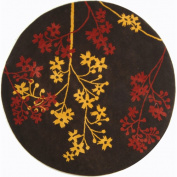 Safavieh Soho Emerald Floral Wool Area Rug or Runner