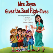 Mrs. Joyce Gives the Best High-Fives