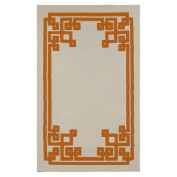 Beth Lacefield Alameda Parchment Rug