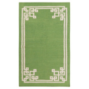 Beth Lacefield Alameda Spinach Green Rug