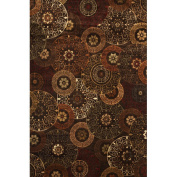 Wildon Home Wildon Home Sonoma Lundy Rust Area Rug