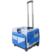 Olympia Tools Pack-N-Roll 48 Pocket Foldable Cart
