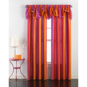 CHF & You Rainbow Ombre Tailored Curtain Panel / Valance